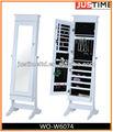 مجموعة غرف نوم، مرآة غرفة خلع الملابس، المنظم ماكياج