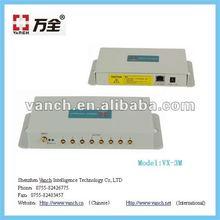 Vanch 8 ports UHF RFID Antenna Multiplexer/Master Multiplexer