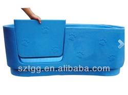 Plastic Dog Grooming Bathtub With Ramp Pet Bathtub SBA01