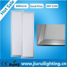 aluminum housing 40w led flat lighting 300x1200 morden indoor decoration Made in Guzhen