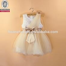 Wholesale fashion design small baby girls dresses