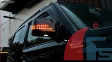 SUZUKI JIMNY LED rearview mirror cover ; JB23 Every DA64