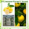 Farwell D-Limonene citrus peels extract Cas no.5989-27-5 (Orange Terpenes)