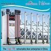 portões de ferro modelos de alumínio porta de entrada da porta de dobradura automática