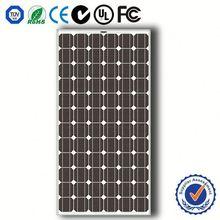 High energy efficiency Monocrystalline 250w pvt hybrid solar panel
