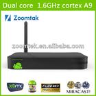 Google Android Internet Smart TV Box WLAN/LAN Mini PC HD 1080P HDMI Cortex-A9 8G
