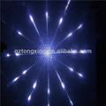 3d difusor de luz pvc folha abajur