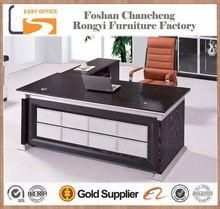 Hot selling model MDF wood modern office laptop table