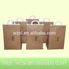 2014 customized craft paper warmer bag
