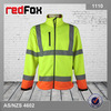 Hi Vis Reflective Softshell Jacket Safety Clothing