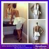 Famous Designs Sheath Halter Neck Multi-Colored Celebrity Bandage Bodycon Dress Wholesale Bandage Dress 2014 (ZX531)