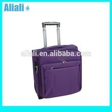 flight case waterproof business leisure laptop trolley bag boarding case for travelling