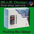 oferecer um serviço profissional para doces caixa de design