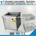 Conectores de rolamento de limpeza máquina de limpeza ultra-sônica