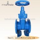 rising stem manual gate valve wedge gate valve