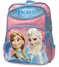 cute children frozen school bag,school backpack