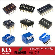 1.27mm dip switch 11 pos UL CE ROHS 213