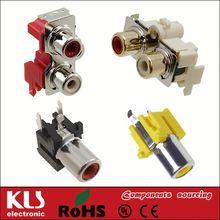 RCA jack converter UL CE ROHS 183