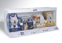Caixa de acrílico com trava para pet produtos caixa de acrílico com tampa de acrílico caixa distribuidora de doces