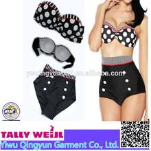 2014 Fashion Ladies Sexy Bikini Swimwears & Tankinis