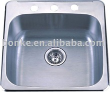 CUPC Stainless steel kitchen Sink, American sink of KTS2021