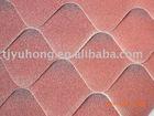 Red Wave Roof Asphalt Shingles Tile