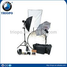Oubao qy-150 flash da studio luce kit di attrezzature fotografiche