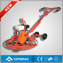 Wacker type walk behind gasoline robin honda electric power helicopter edging finishing float machine concrete power trowel