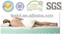 2014 hot seller natural latex foam mattress supplier and price attracthed