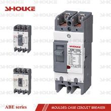Economic Type ABE moulded case circuit breaker MCCB