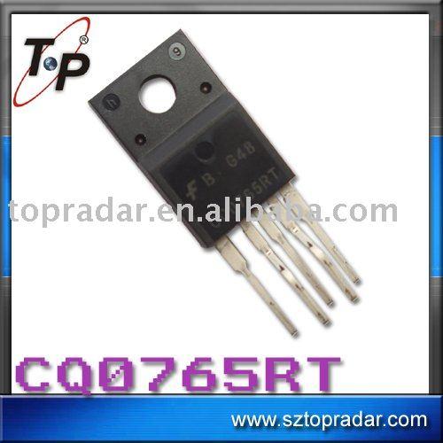 Cq0765rt circuito integrado de embalaje / encapsulación a-220-5
