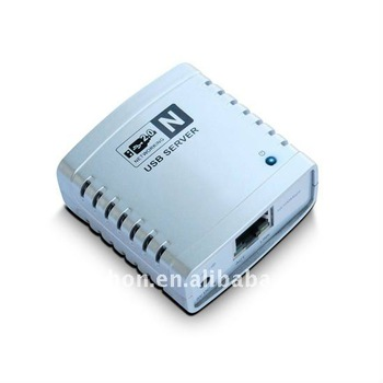 Network Server for USB Device Networking USB 2.0 Server M1