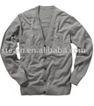 De alta calidad de chaqueta de punto/100% arcylic cardigan