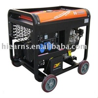 two-cylinder air-cooled diesel generator