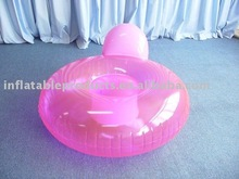 hot sale pvc inflatable baby sofa