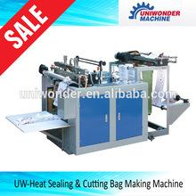 Heat-sealing and Heat Cutting Bag Making Machine