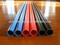 Pultruded UV resistant high strength glass fiber pipe
