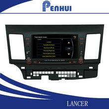 "8"" large screen , rockford Car DVD for Mitsubishi Lancer"