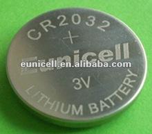 CR2032 3V lithium button cell CR2032 Calculater Battery CR 2032 CR2032 bulk battery
