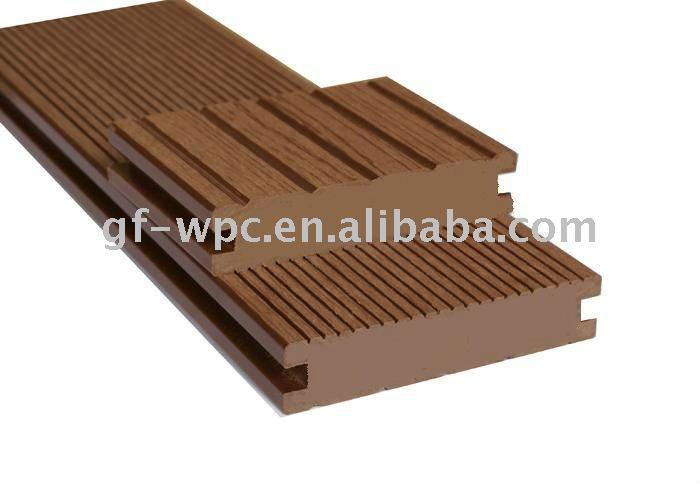Composite plancher en bois massif plancher ext rieur for Plancher exterieur plastique