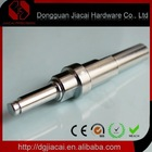custom ss precision pin or shaft or axle hardware parts or machined parts used for certain aspect
