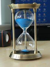 30 minutes metal hourglass