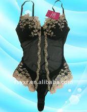Sexy lace charming secretary lingerie #W80859