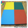 1mx1m 500mmx500mm Gym Rubber Floor Mat/ Gym Rubber Tile