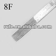 8F tattoo needles professional sterilized tattoo needle 8F series