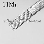 professional sterilized tattoo needle 11M1 series