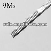 professional sterilized tattoo needle 9M2 series