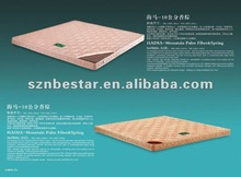 fashion bedding coconut fiber firm mattress