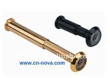 brass door viewer, door viewer with cover, door eye viewer