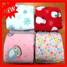 2015 Hot!!!!!! Wholesale polar fleece baby blanket